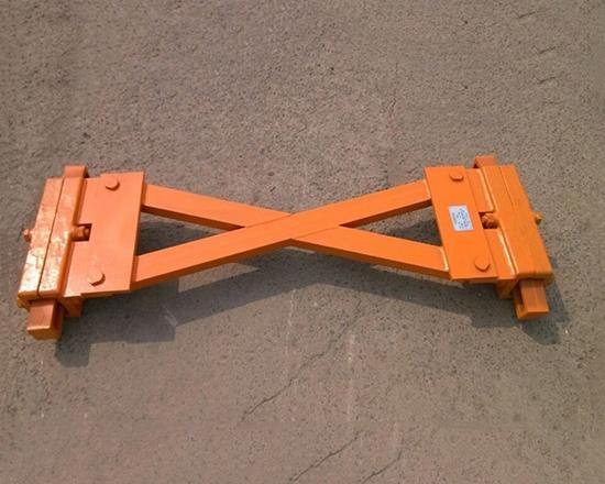 CDG-P型平式组合固定挡车器