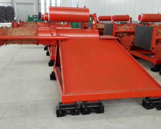 CDH-T型弹簧缓冲滑动式挡车器