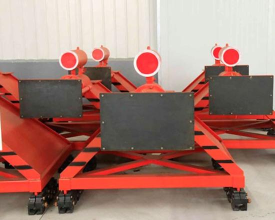 CDH-Y型液压缓冲滑动挡车器